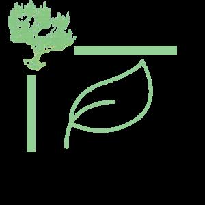 icone feuille verte de nature Languedoc